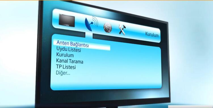 EBA TV CANLI YAYIN FREKANS BİLGİLERİ (SD)