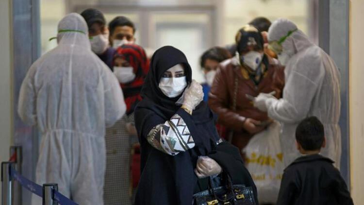 İranda corona virüs tedavisi gören 11 bin 133 kişi iyileşti