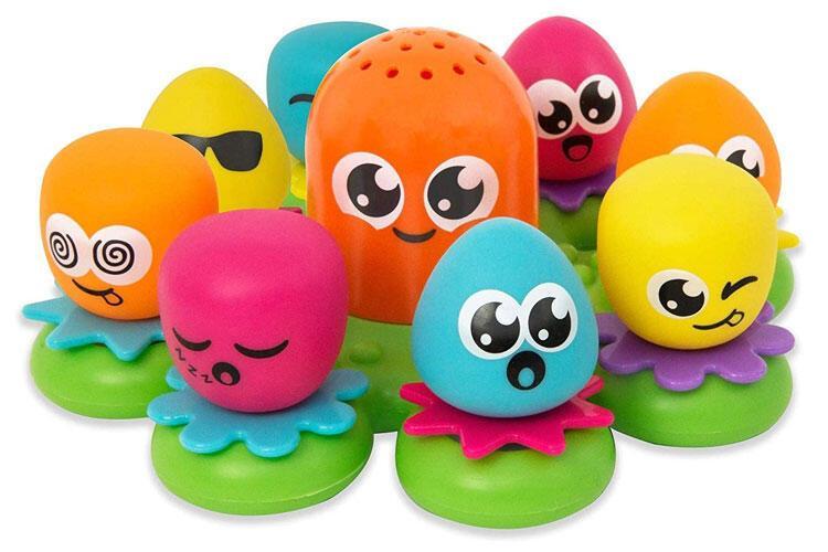 Tomy - Banyo Arkadaşı Ahtapotlar