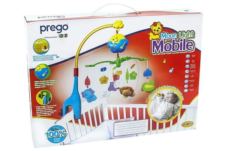 Prego 3000 Moon Light Mobile Dönence