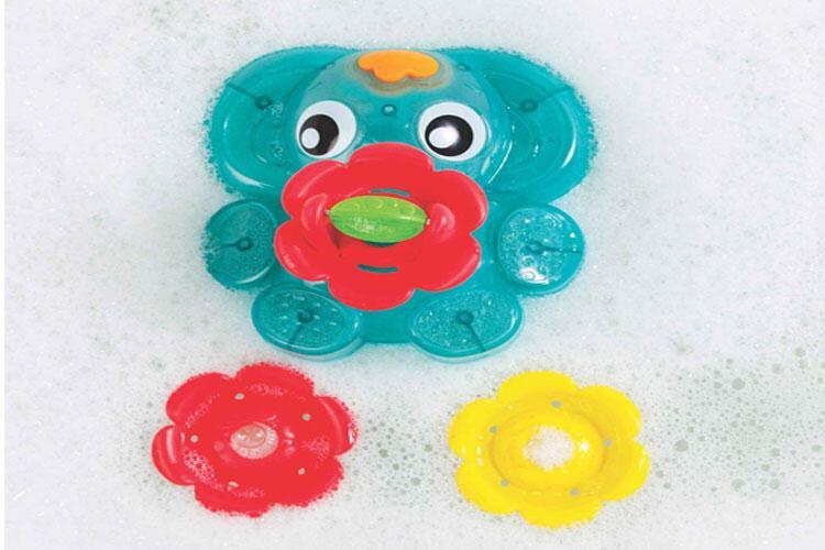Playgro Işıklı Fıskiye Banyo Oyuncağı