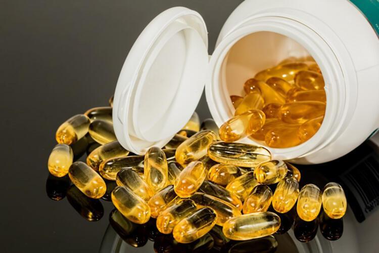 Vitaminler, mineraller, koenzim Q10