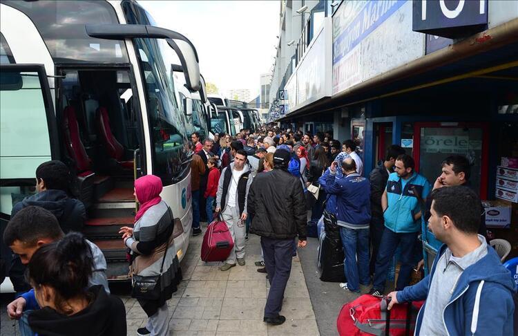 Şehirlerarası otobüsler ne zaman çalışmaya başlayacak?