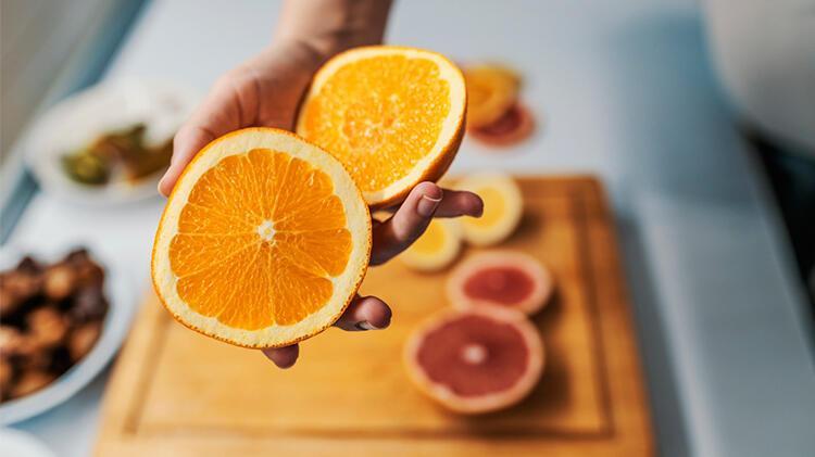 Hata: C vitaminini az veya çok almak