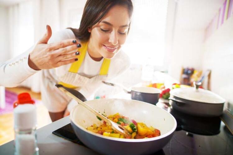 Hata: Besinlerin hazırlama aşamasına dikkat etmemek