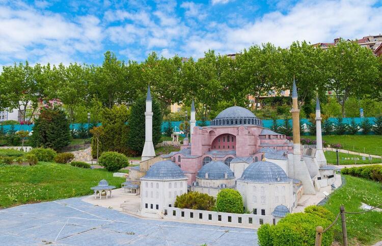 Tarihte iz bırakan eserler: Miniatürk / İstanbul