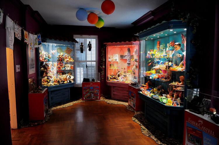 Çocuklarınızla keyifli bir-iki saat: Oyuncak Müzesi / İstanbul