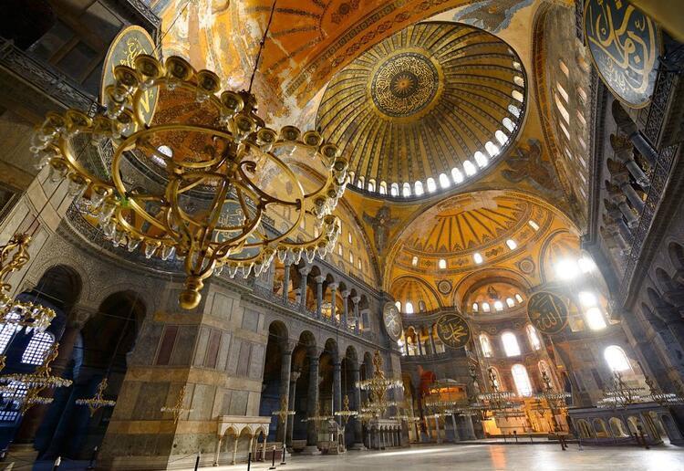 Ayasofya Müzesi / İstanbul