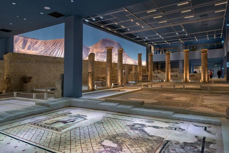 Zeugma Mozaik Müzesi  / Gaziantep