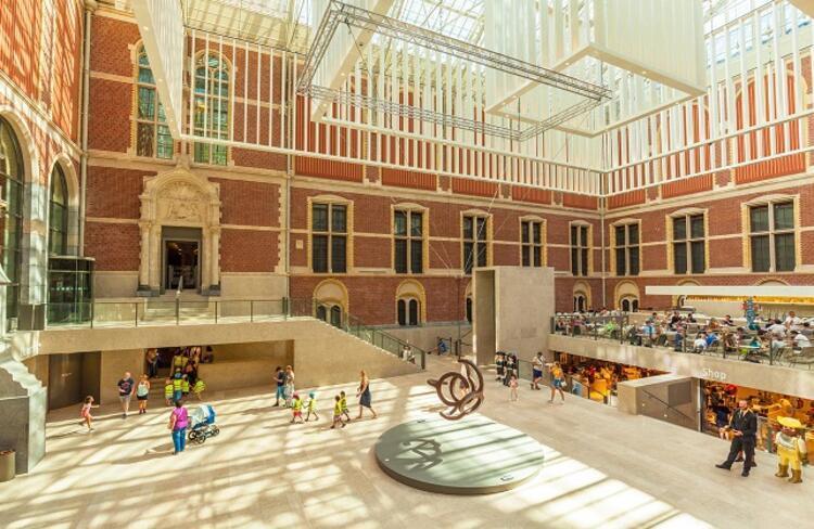 Rijksmuseum / Hollanda
