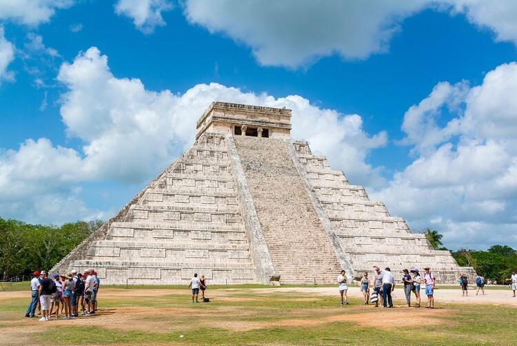 Chichen Itza, Yucatan Yarımadası / Meksika