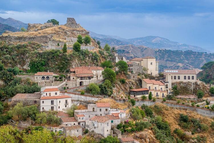 Savoca / Sicilya