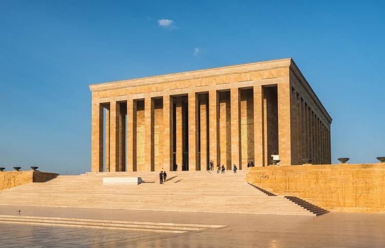 En önemli adres: Anıtkabir / Ankara