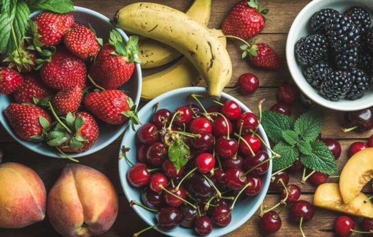 5 maddede Akdeniz diyeti