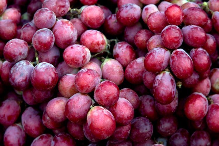 Hem üzüm hem çekirdeği karaciğer için faydalı