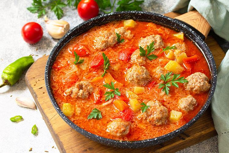 Ekşili köfte çorbası tarifi