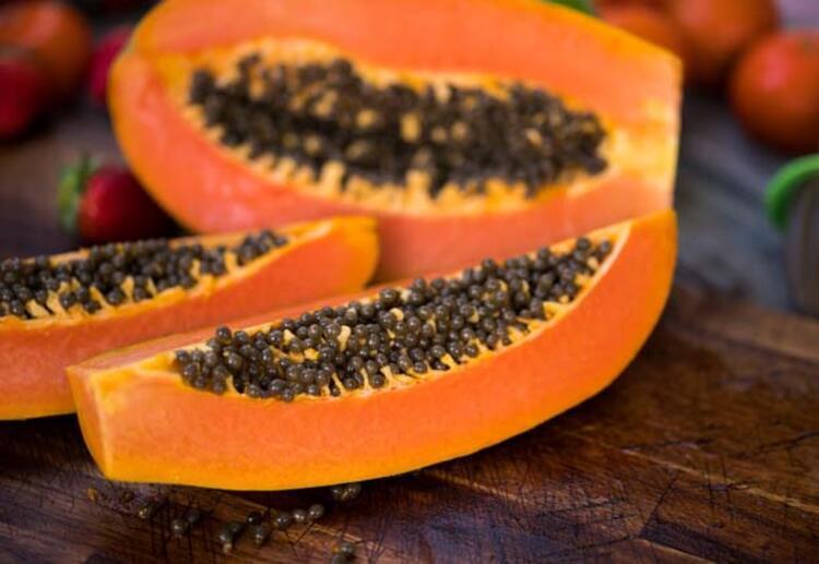 3. Papaya: