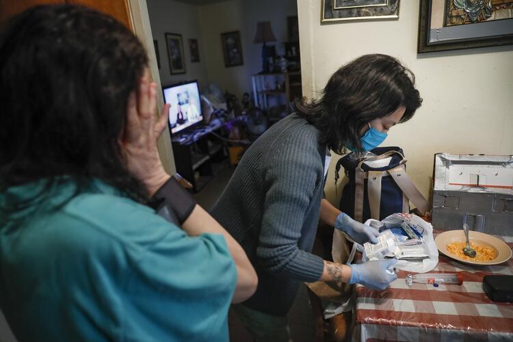 ABDde Kovid-19 ölümleri 3 katına çıkabilir