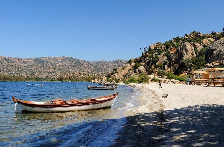Son zamanlarda kampçıların gözdesi: Bafa Gölü - Milas