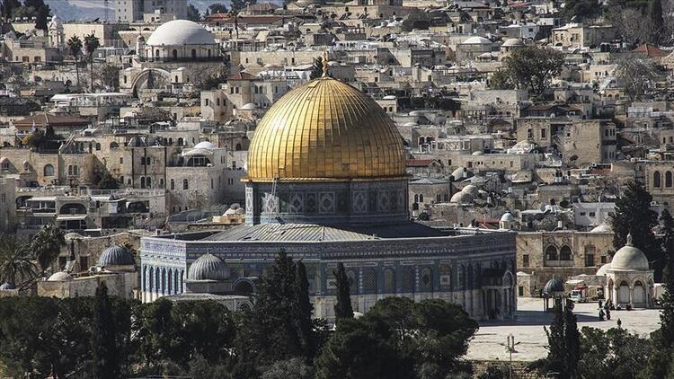 MESCİD-İ AKSA YENİDEN AÇILIYOR