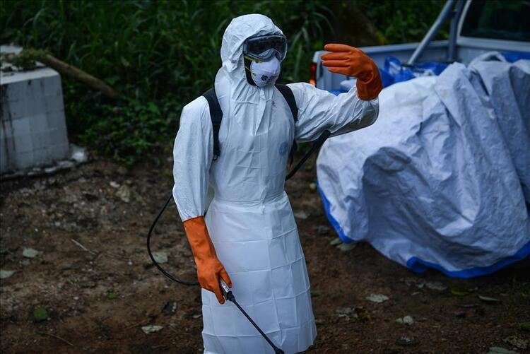 Ebola nasıl bulaşır
