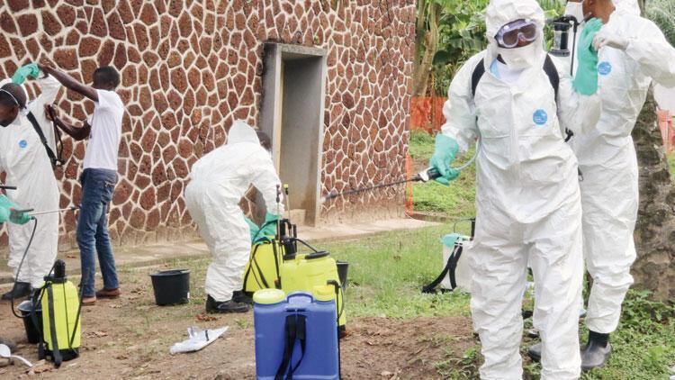 Ebola salgının tarihi