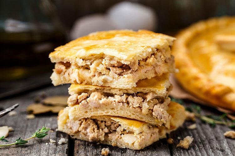 Tavuk yemeğinden börek tarifi