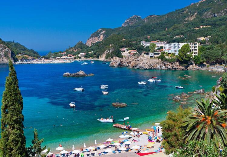8- Korfu / Yunanistan