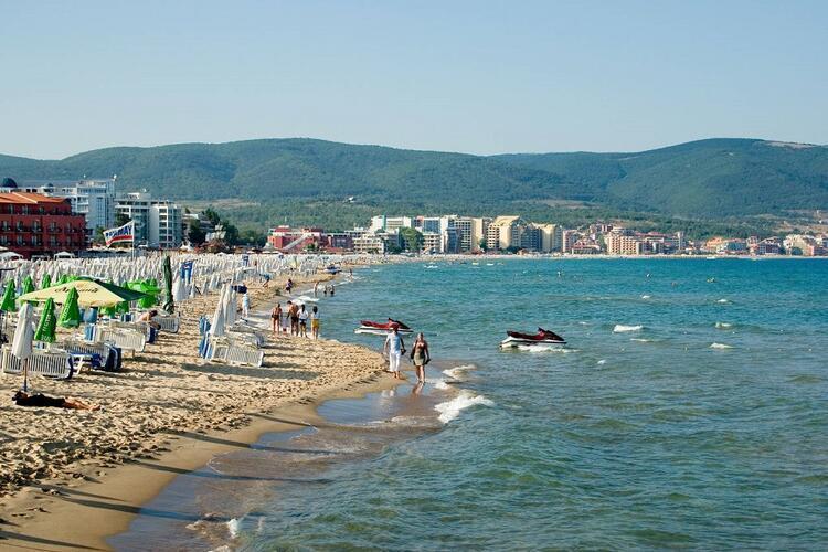 1- Sunny Beach / Bulgaristan