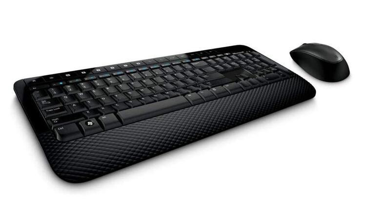 Microsoft M7J-00011 Wireless Desktop 2000