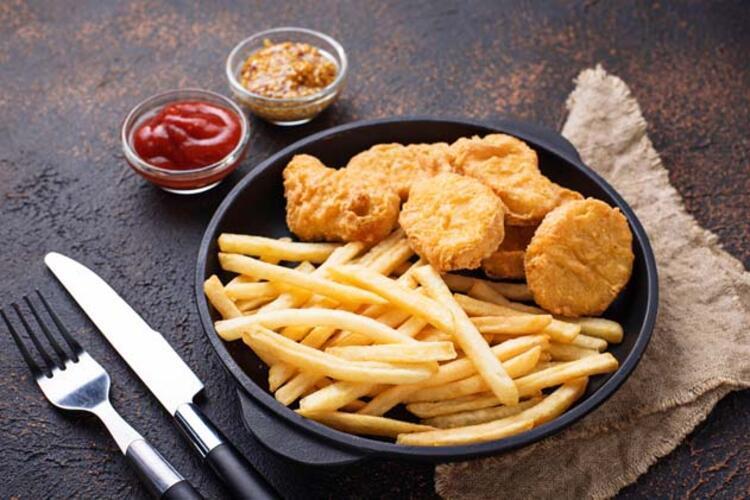 10- Patates cipsi: