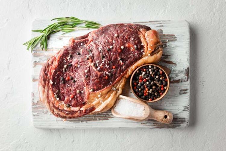 3- Yağlı biftek: