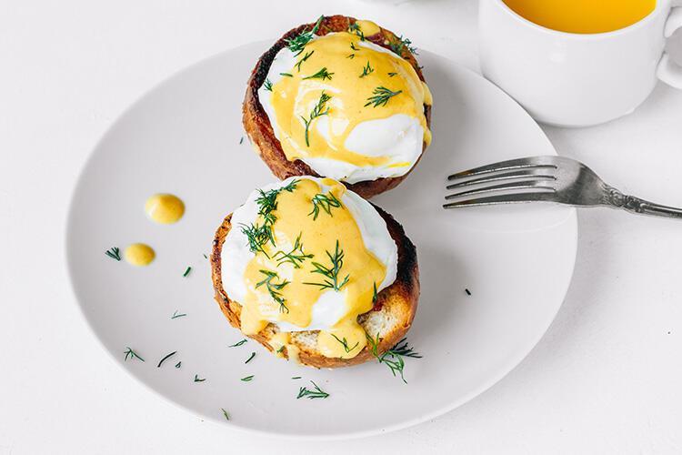 Eggs Benedict - ABD