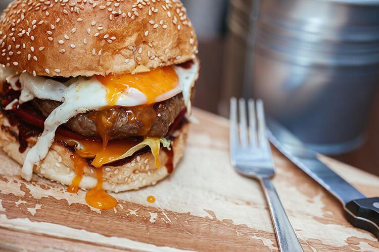 Burger in the Lot - Avustralya