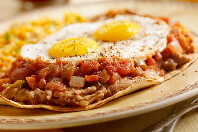 Huevos Rancheros - Meksika