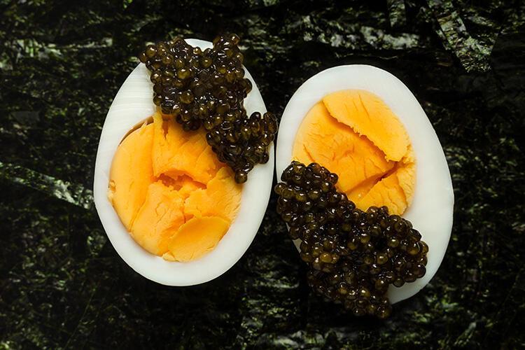 Egg Caviar - Fransa ve ABD