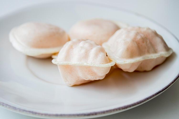 Ovos Moles de Papaia - Mozambik