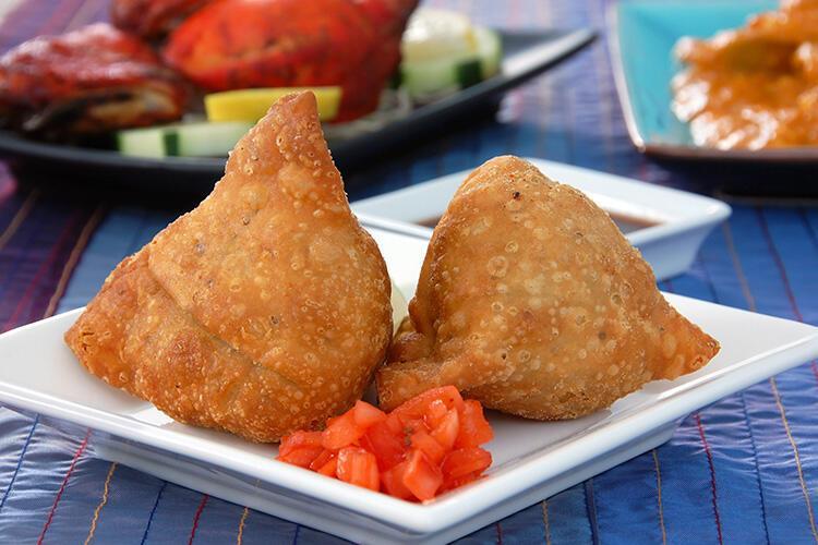 Patatesli Samosa