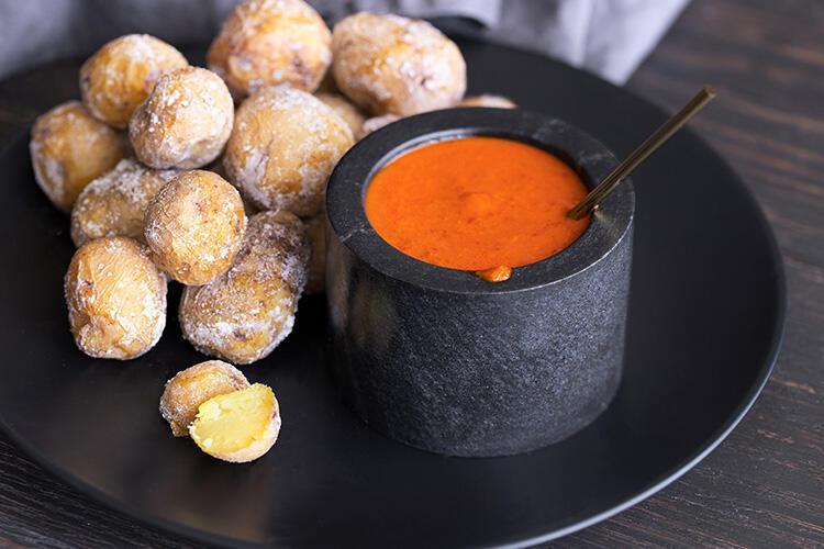 Kanarya Patatesleri