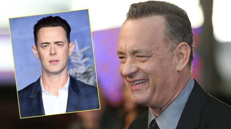 Tom Hanks - Colin Hanks