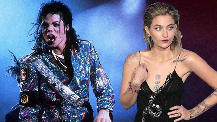 Michael Jackson - Paris Jackson
