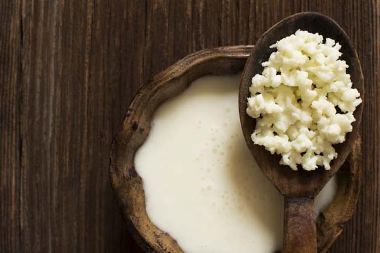 Sağlıklı yaşam için kefir ve yoğurt tüketin
