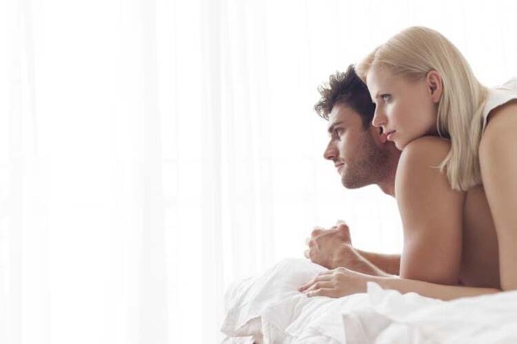 1. Eşle cinsellik konusunda konuşmamak