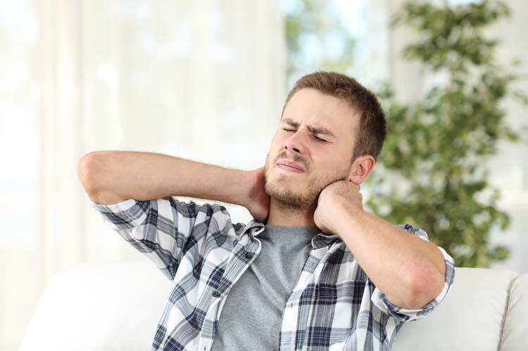 Boyun spazmlarının diğer yaygın nedenleri ise şunlardır;