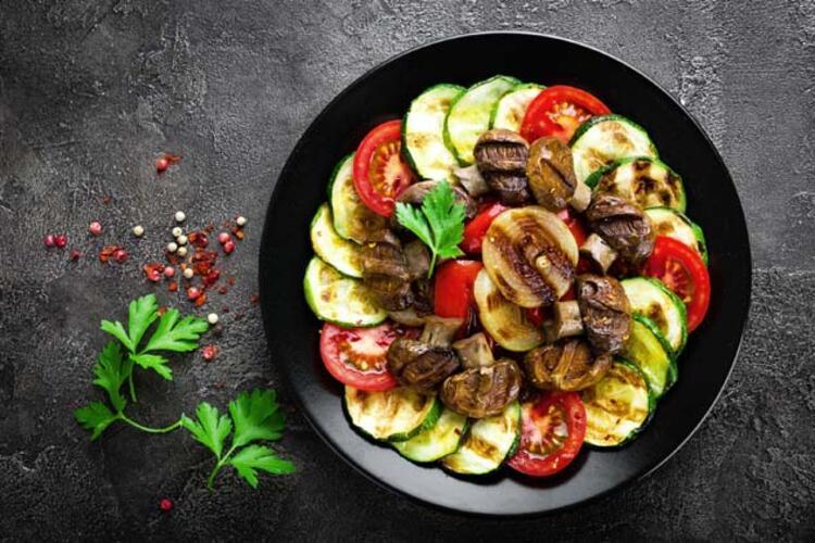 İşte vejetaryen beslenme çeşitler
