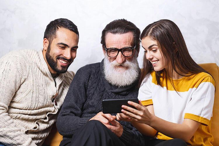 Aile Eşlemesi Modu'yla gençlere rehberlik edin