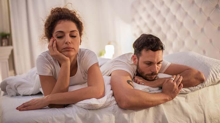 Bu kadar yüksek oranda karşılaşılan cinsel işlev bozuklukları denildiğinde neler akla geliyor