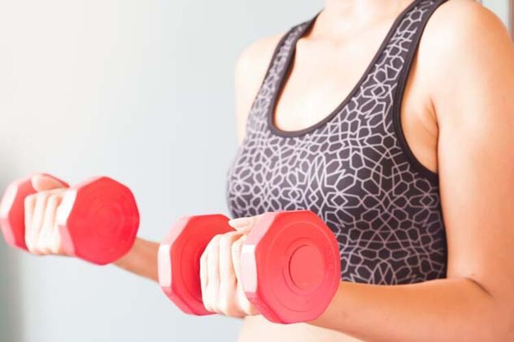 Göğüs büyüten egzersizler