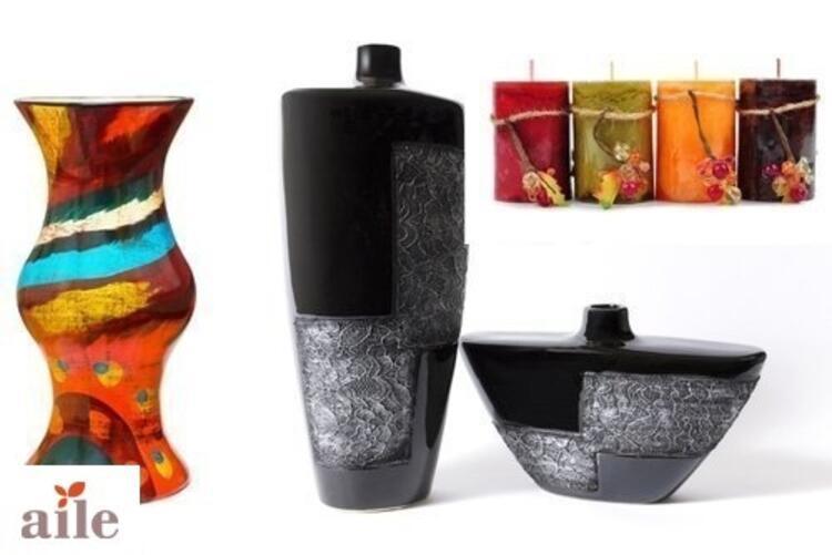Dekoratif ürünler