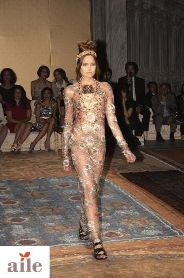 "Chanel ""Paris-Byzance"" Defilesi"